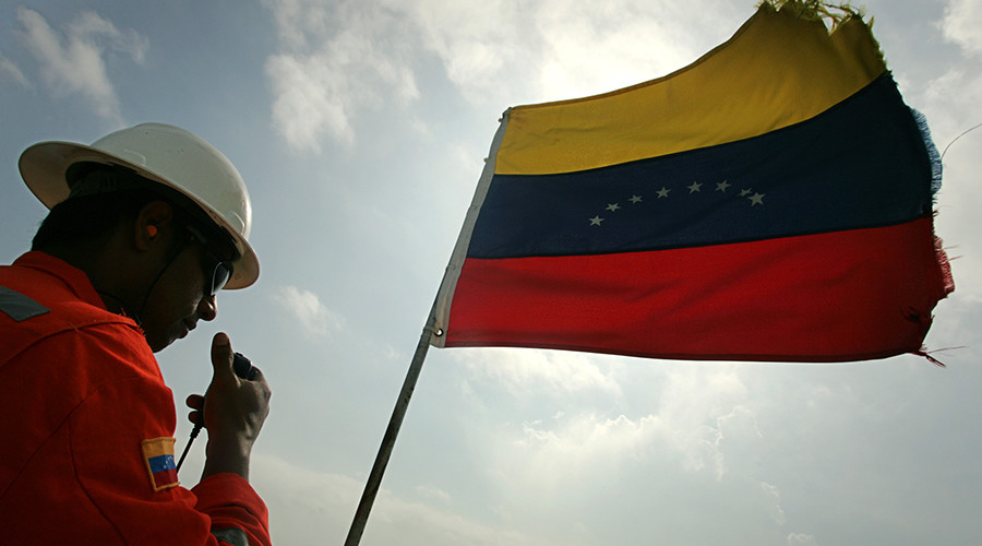 Venezuela's oil production on the brink of collapse