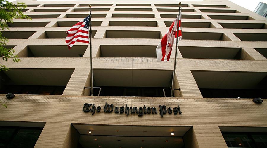 The Washington Post: America's #1 source of mass hysteria