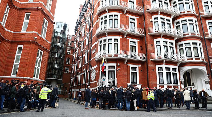 'I do not forgive or forget': Assange responds after Swedish prosecutors drop rape case