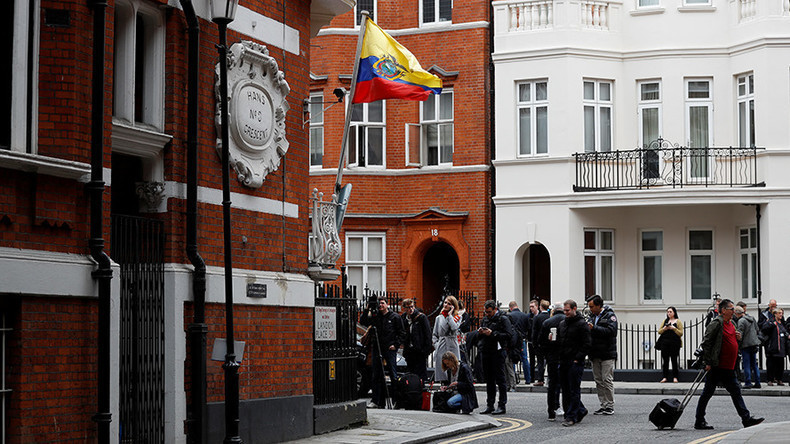 Assange case proves 'UK an American vassal state' that can't stop extraditions