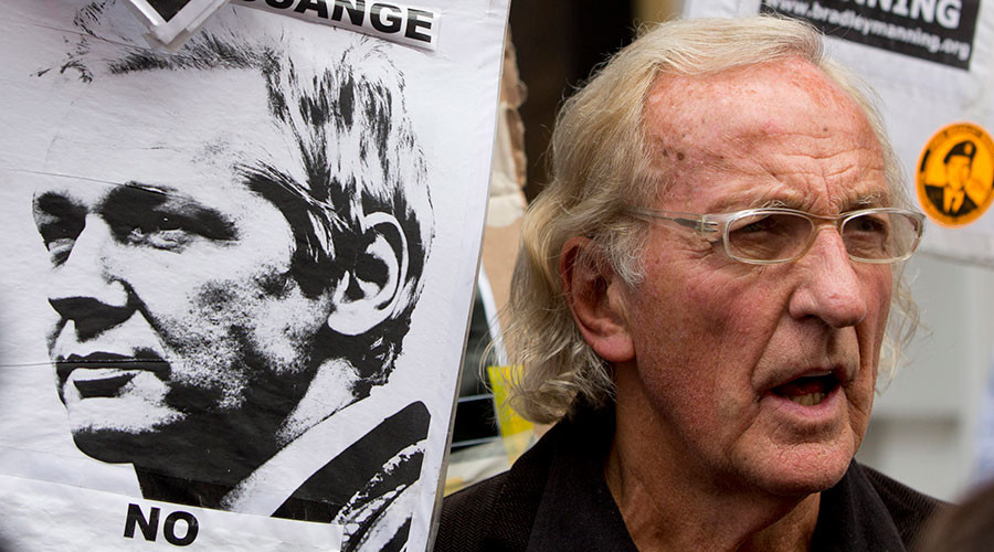 Assange's internet blackout & Skripal case part of propaganda war that risks real one – John Pilger