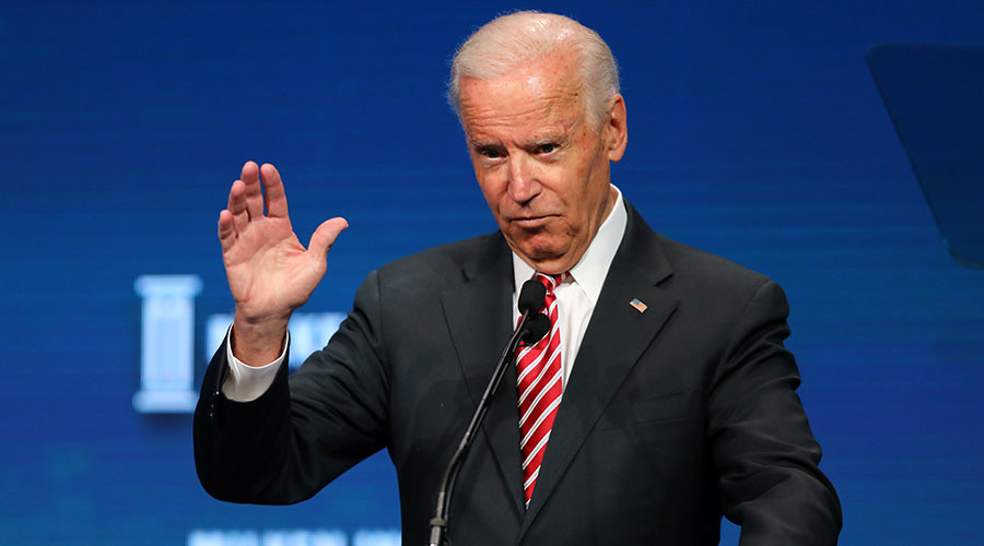 'Never thought she was a great candidate': Joe Biden blasts Clinton