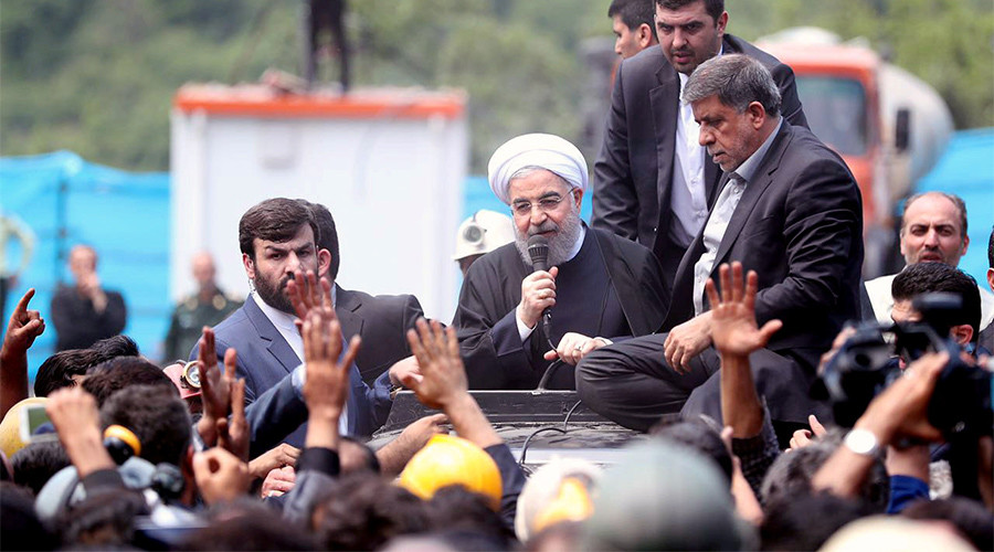 'Iranians, as always, give their president a second term to fulfill promises'