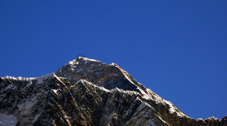 'The Hillary Step is no more': Mt. Everest's famous rock barrier found to have disappeared