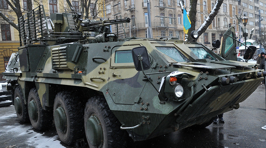 Ukraine supplied 88 APCs to Iraq, but only 34 could actually move – inquiry