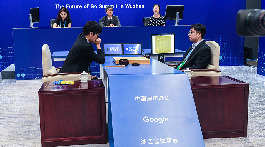 End game for humans? Google AI overcomes top player of ancient Chinese board game Go