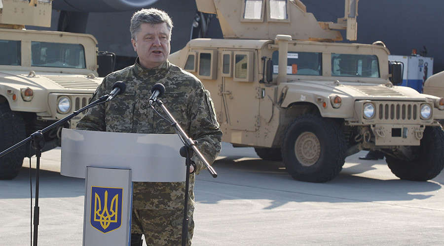US to switch from free military grants to loans for Ukraine & others