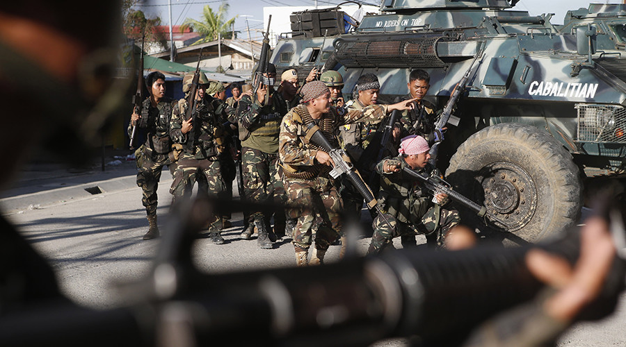 Philippines crisis: Duterte declares martial law on Mindanao in face of ISIS-linked onslaught
