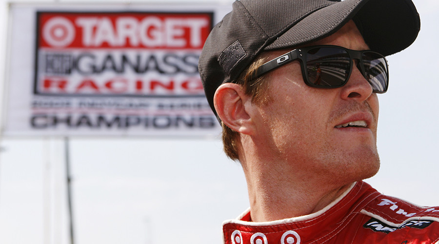 Racing driver Scott Dixon robbed at gunpoint hours after claiming Indy 500 pole