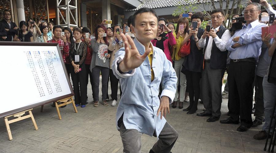 Jack Ma teaches tai chi to entrepreneurs for $15,000