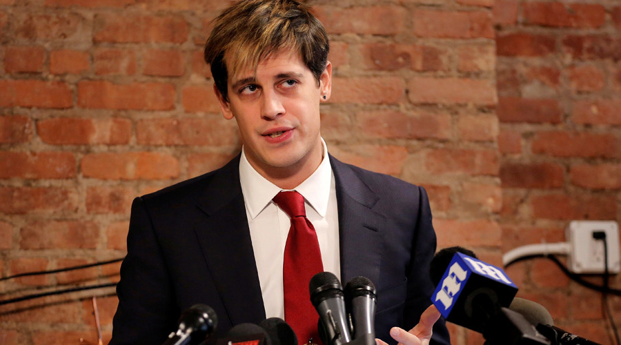Milo Yiannopoulos blasted for calling US pop star Ariana Grande 'pro-Islam'