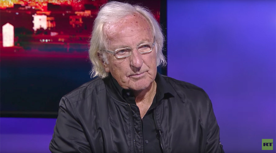 'It's an awful event': John Pilger talks to RT about Manchester bombing (VIDEO)