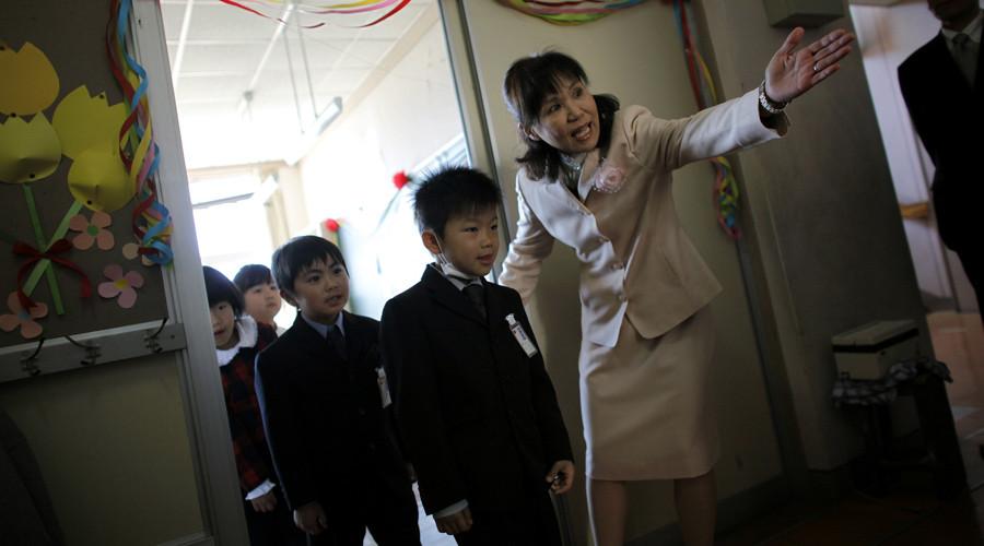 Fukushima child evacuees get comedy classes to loosen up & combat trauma