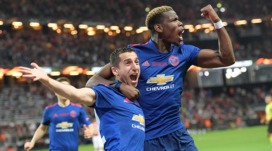 'We won for them. We played for them': Manchester United win Europa League final