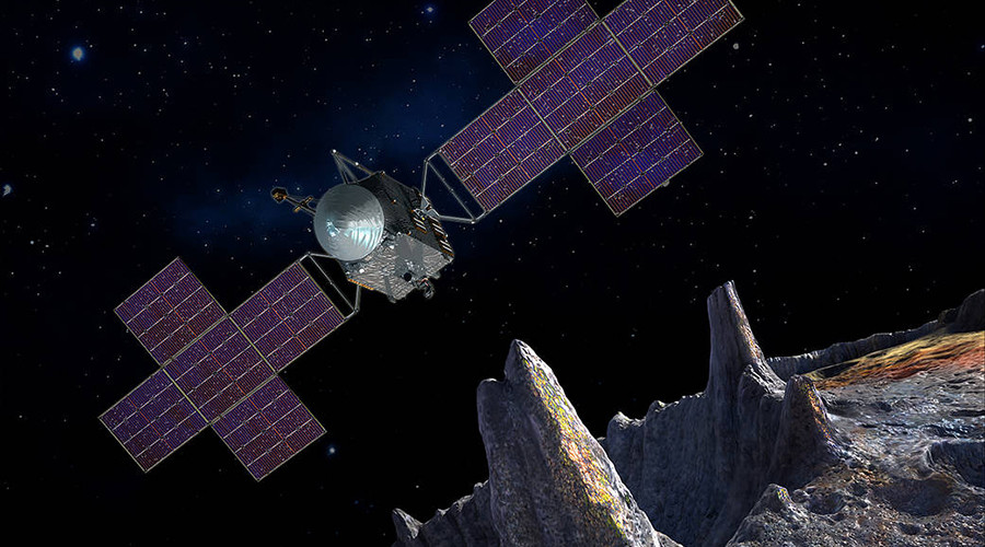 Asteroid worth $10,000 quadrillion 'could transform global economy'