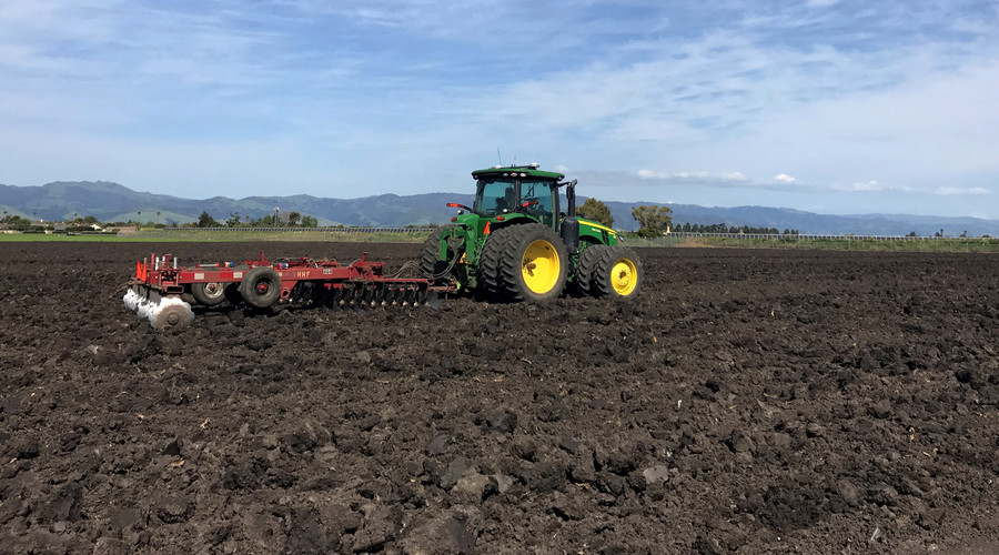 California farmer fights $2.8 million federal fine for plowing own field