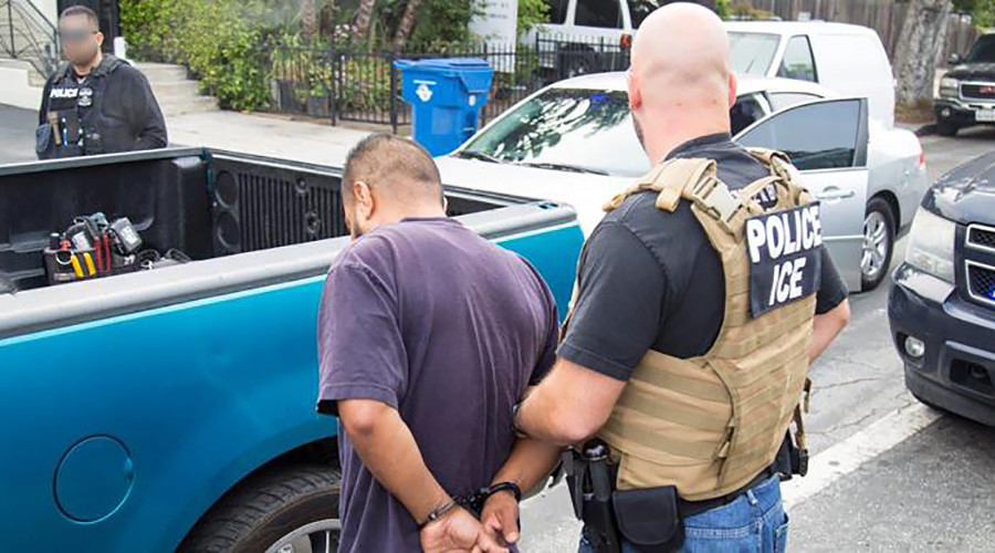 ICE arrests nearly 200 illegal immigrants during 5-day operation in California