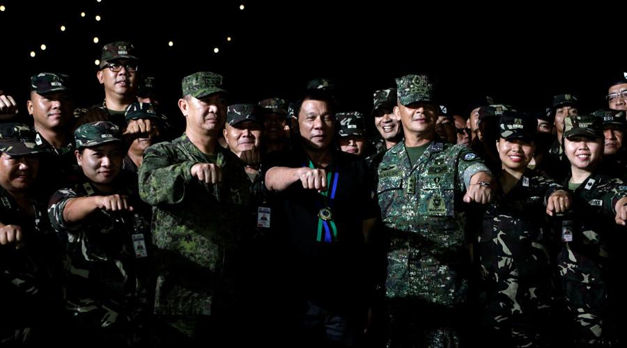 'Dangerous macho-fascist': Critics slam Duterte over order to 'shoot female rebels in the vagina'