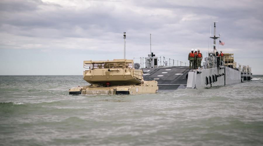 NATO kicks off new round of Baltic drills on Russia's doorstep (PHOTOS, VIDEOS)