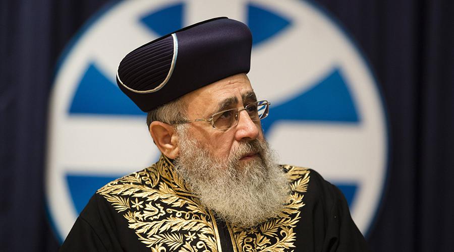 'Ignore female singers!' Chief rabbi tells Israeli soldiers to bury their faces in Torah
