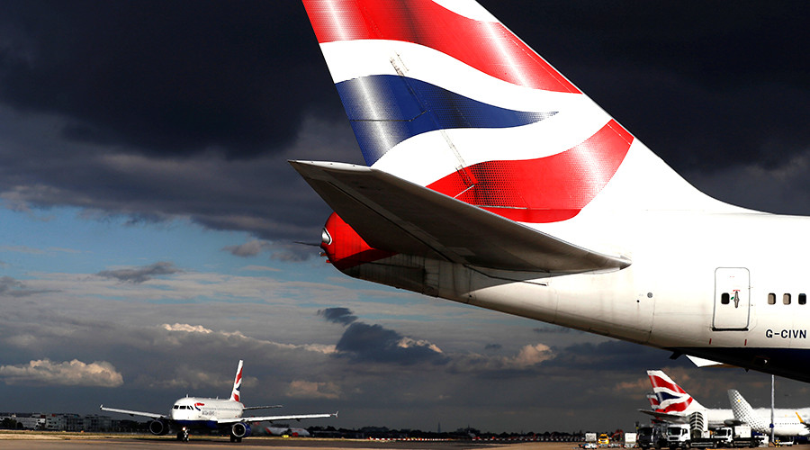 British Airways passengers face third day of disruption after weekend of flight chaos