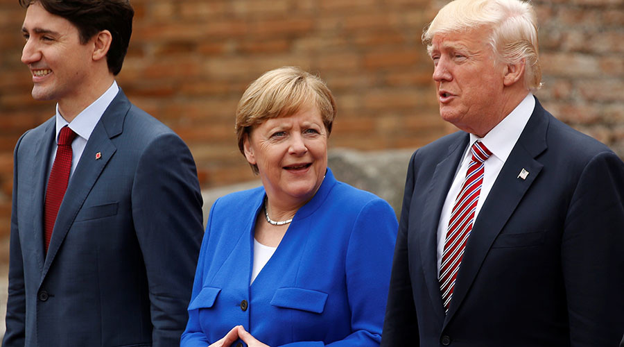 'Convinced trans-Atlanticist': German govt downplays Merkel's 'European destiny' speech