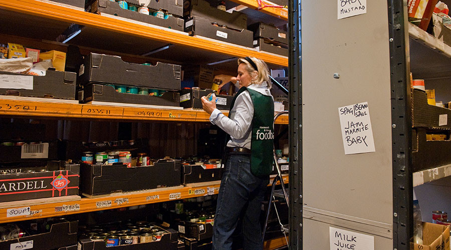 Britain's growing hunger crisis: Food banks distribute 1.2mn emergency parcels in 1yr