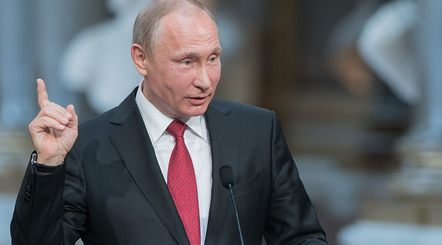Stop inventing fictional threats from Russia – Putin to Le Figaro