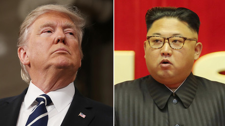Trump says he'd be 'honored' to meet Kim Jong-un