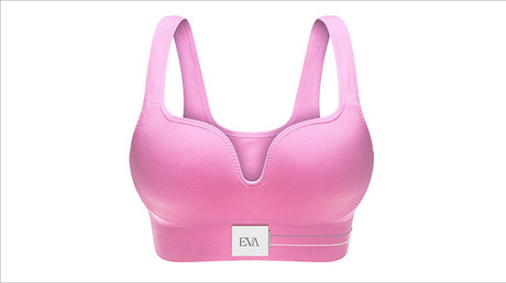 The bra earned it's creator $20,000. © Higia Technologies