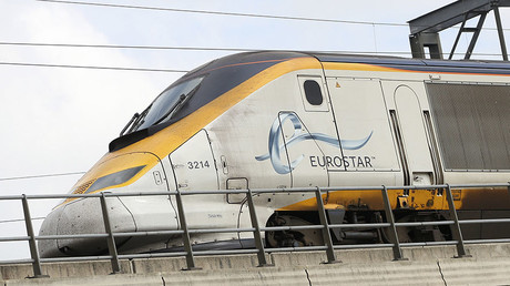 Refugee killed by electric bolt while attempting to smuggle aboard Eurostar train