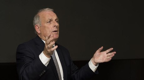 Author and former newspaper editor Kelvin MacKenzie. © Simon Ford / Global Look Press
