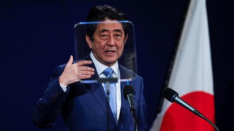 Abe plans to enforce first-ever change to Japanese post-WWII pacifist constitution by 2020