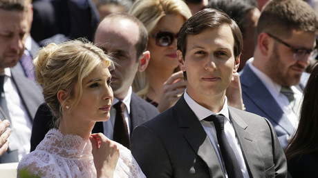 Jared Kushner's security clearance downgraded - reports
