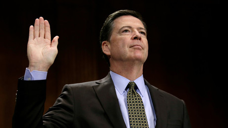 FBI Director James Comey © Kevin Lamarque