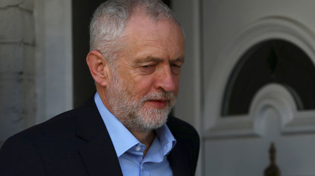 Jeremy Corbyn, the leader of Britain's opposition Labour Party © Neil Hall