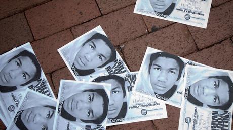 Trayvon Martin awarded posthumous aviation degree from Florida university