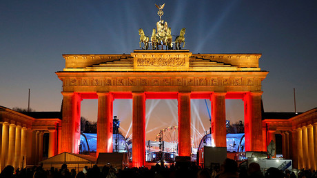 Brandenburg Gate in Berlin, Germany © Fabrizio Bensch