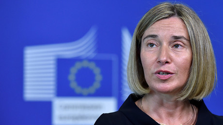 'US losing world leadership, Europe can replace it' – EU top diplomat Mogherini