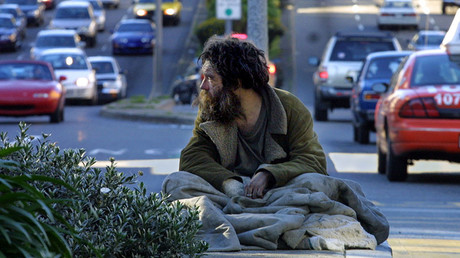 New Hampshire panhandler military vet to get $89K in settlement
