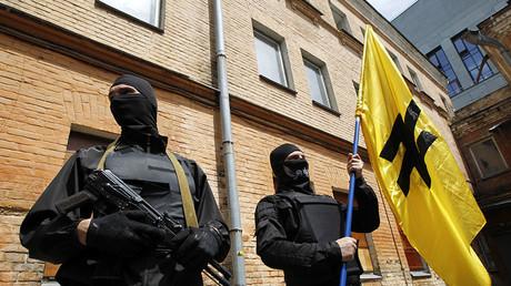 Israel urges Ukraine to curb anti-Semitic graffiti in Odessa (PHOTOS, VIDEOS)