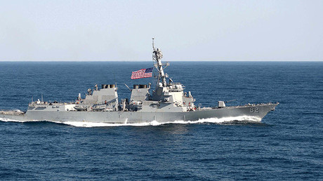 US ships targeted by Chinese cyber attackers, report alleges