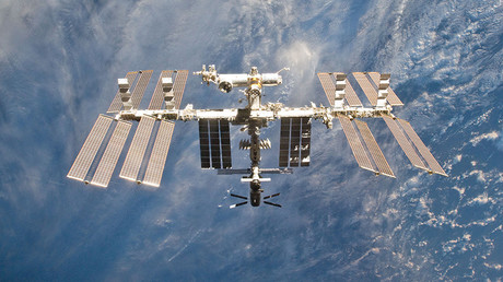 The International Space Station © NASA