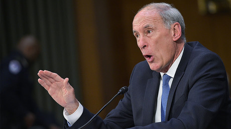 Director of National Intelligence Dan Coats ©