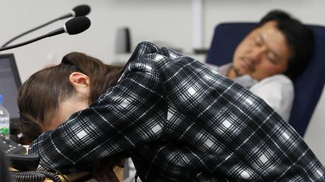 To prevent suicides, Japan blacklists companies violating labor laws