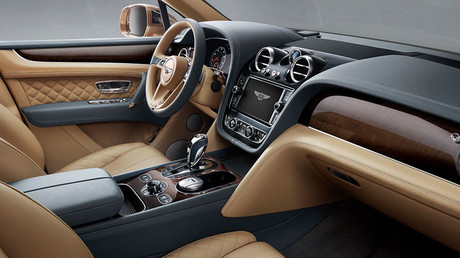 Mushroom & jellyfish leather interior: Bentley eyes producing Vegan-friendly cars