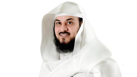 Saudi Cleric Muhamad Alarefe © Wikipedia