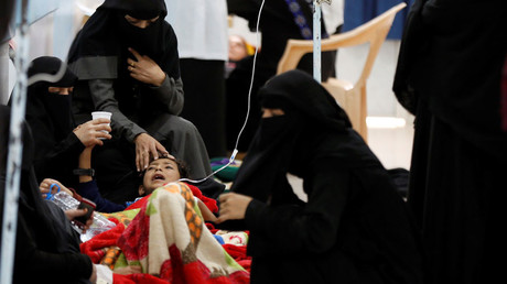 Cholera death toll climbs to 115 in Yemen, 1,000s infected in outbreak