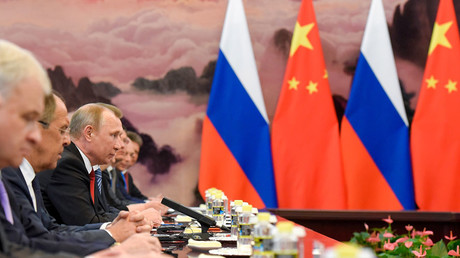 Russia-China trade volume exceeds expectations, hitting $84bn