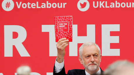 Labour Party launches 'radical & responsible' election manifesto